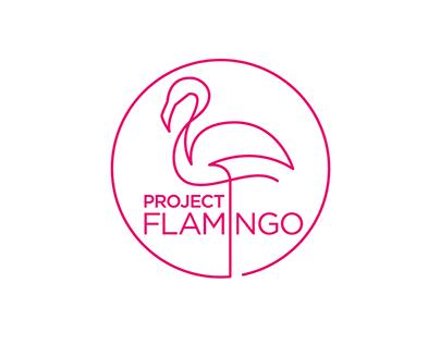 Project Flamingo branding