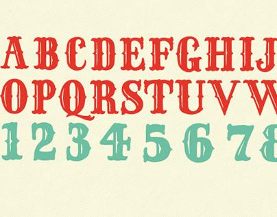 [Grunge Western] Typography