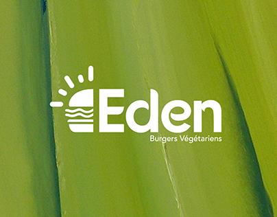 EDEN - Burgers végétariens
