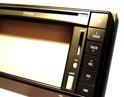 NAV System iQ / AW Europe Toyota