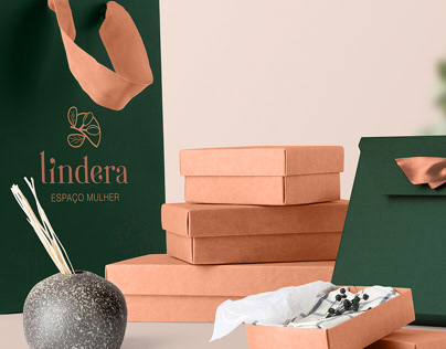 Lindera - Visual Identity