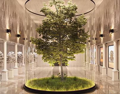 The Last Tree On Earth Museum