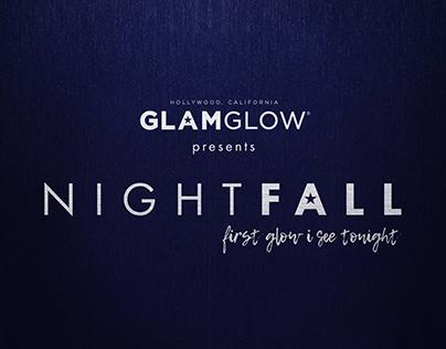 GLAMGLOW - NightFall - Fragrance Product Launch
