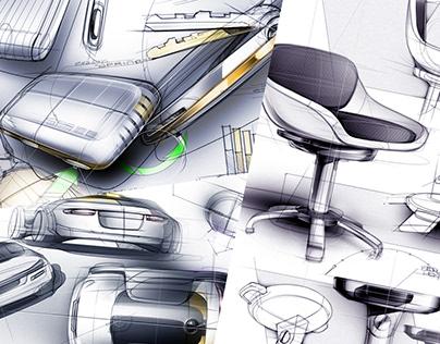 Sketches - I