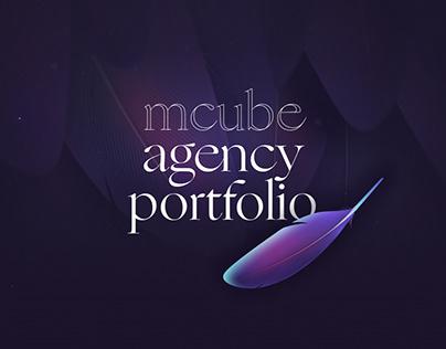New Mcube website