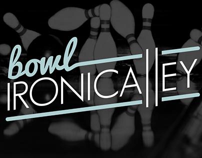 Ironicalley Branding Identity