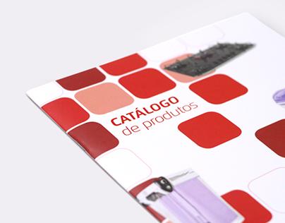 Catálogo de Produtos Wanke - Layout e diagramação