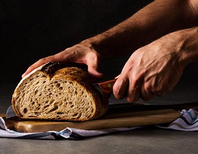 """""""Pão para alimentar a alma""""Revista Espresso #59"""