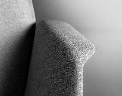 Lapalma UNO Chair - CGI