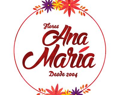 FLORES ANA MARÍA (LOGO)