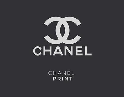 BLEU DE CHANEL // PRINT