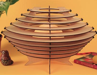 ASTRO - Velador/Lamp -