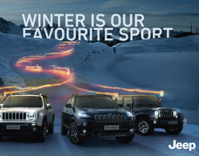 Jeep Portugal | Campanha Facebook