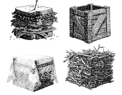 6 Cubes (Part 3)
