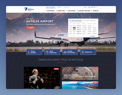 Fraport TAV Antalya Havalimanı