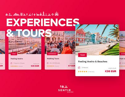 All-in-one Booking Platform — Sentir Aveiro
