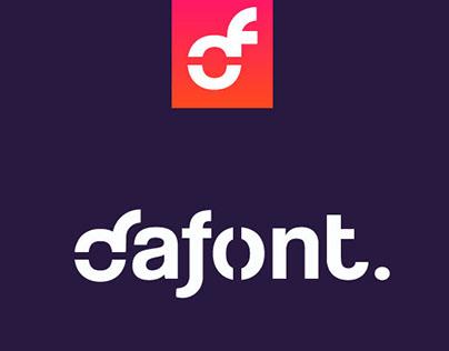 Dafont Rebranding