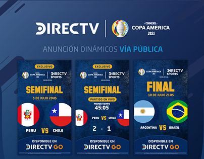 DirecTV Vía Pública