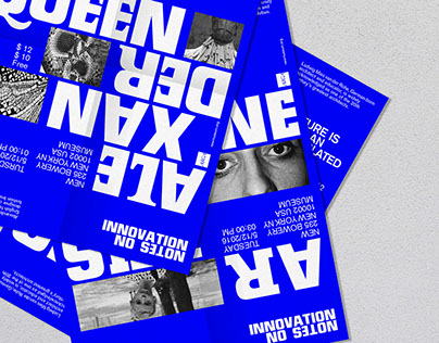 Notes On Innovation—Dead Lecture Series Posters