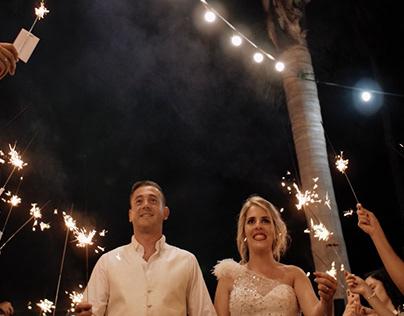 Belinda e Pedro - Filme Casamento