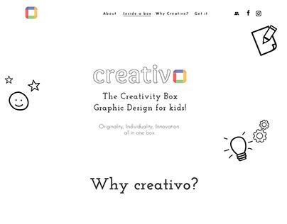 creativo - Graphic Design for kids!