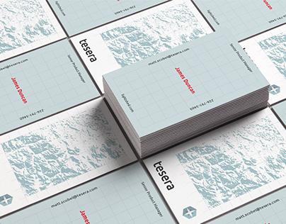 TESERA - Branding