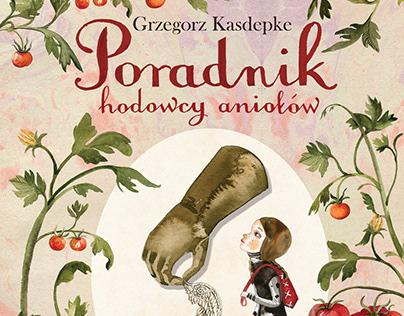 illustrations for the book Poradnik hodowcy aniołów