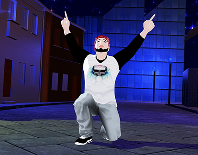 Rap Animated Video