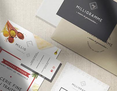 Milligramme - Épicerie fine