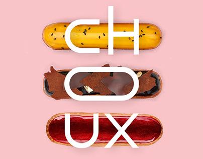 Choux Patisserie | Brand Design