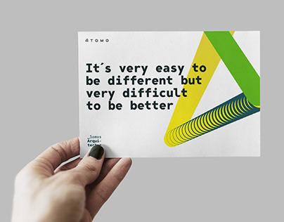 Atomo Design