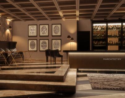 Hotel Common Spaces