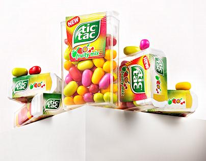 TicTac FruityMix