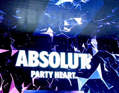 ABSOLUT PARTY HEART