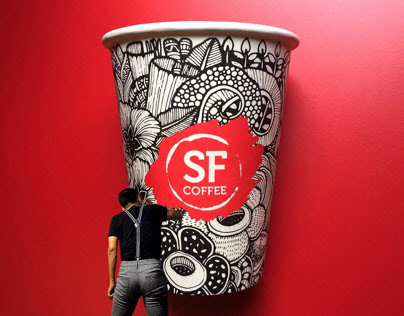 San Francisco Coffee X Marty Woods