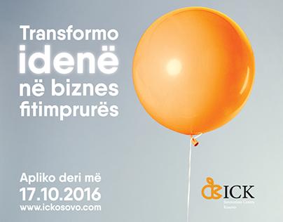 ICK Incubator Call