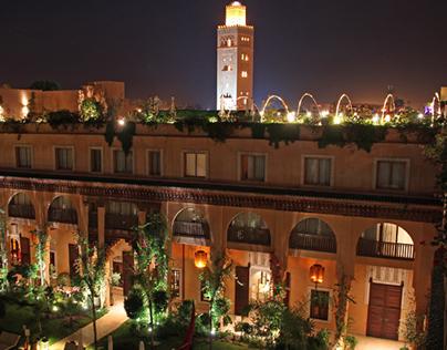 Riad les Jardins de la Koutoubia Marrakesch