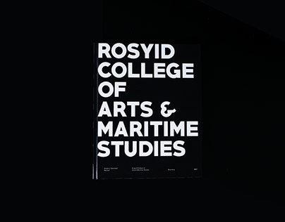 RCAM - Rosyid College of Arts & Maritime Studies