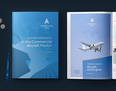 Aeronautics Fund - Branding