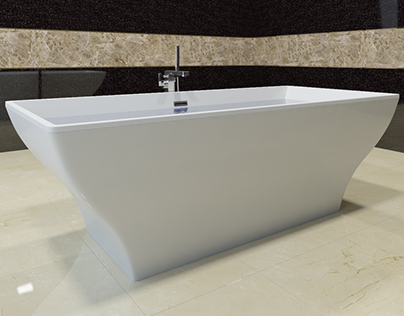 Acrylic Bathtub GV-HZF296A