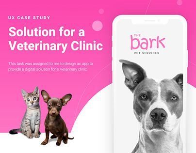Pet Clinic App