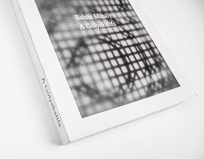 Babits Mihály - A Gólyakalifa - Book design