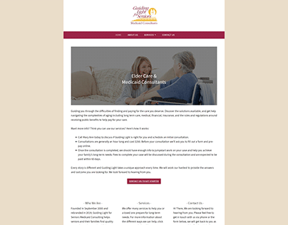 Medicaid Consultants Website