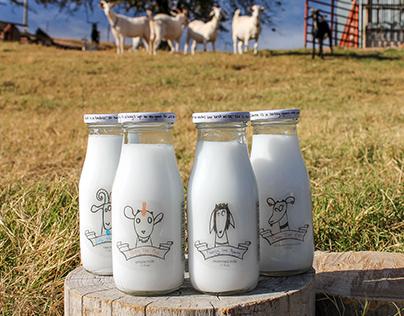 Got Your Goat! Goats Milk