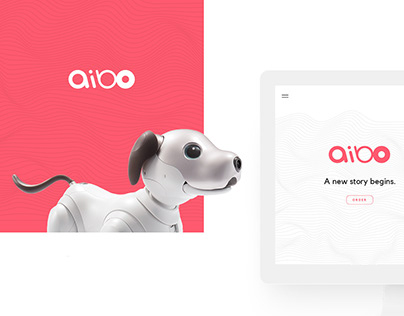 aibo - robot dog