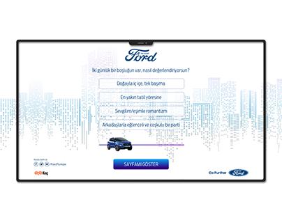 Ford Micropage Design