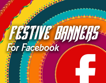 Facebook Banners | Festive Designs