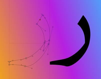 Font Face - HAMZ - Typography
