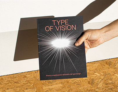 Type of vision, BA graduation project | Editorial
