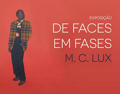 Exposição M.C. LUX